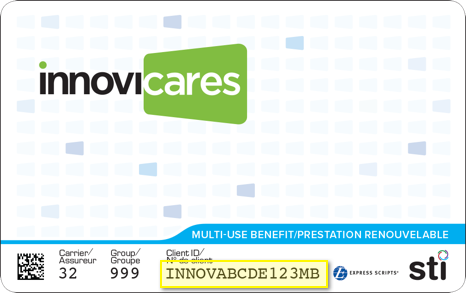 innoviCares Card